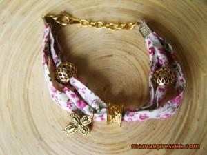 Bracelet Liberty fait main
