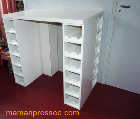 Bricolage archives maman press emaman press e - Creer son ilot de cuisine ...