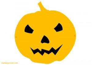 masque halloween à imprimer