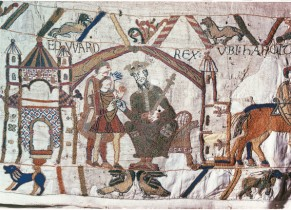 Tapisserie du Moyen-Âge