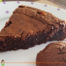 recette facile brownie gourmand